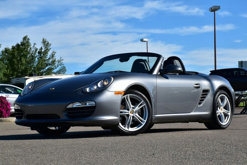 2010 Porsche Boxster For Sale