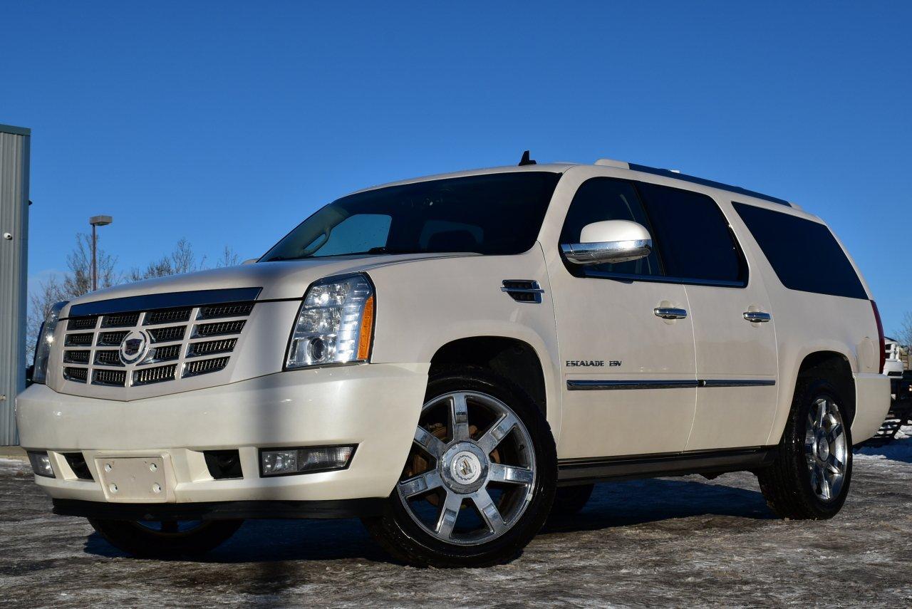 2011 cadillac escalade esv premium luxury awd