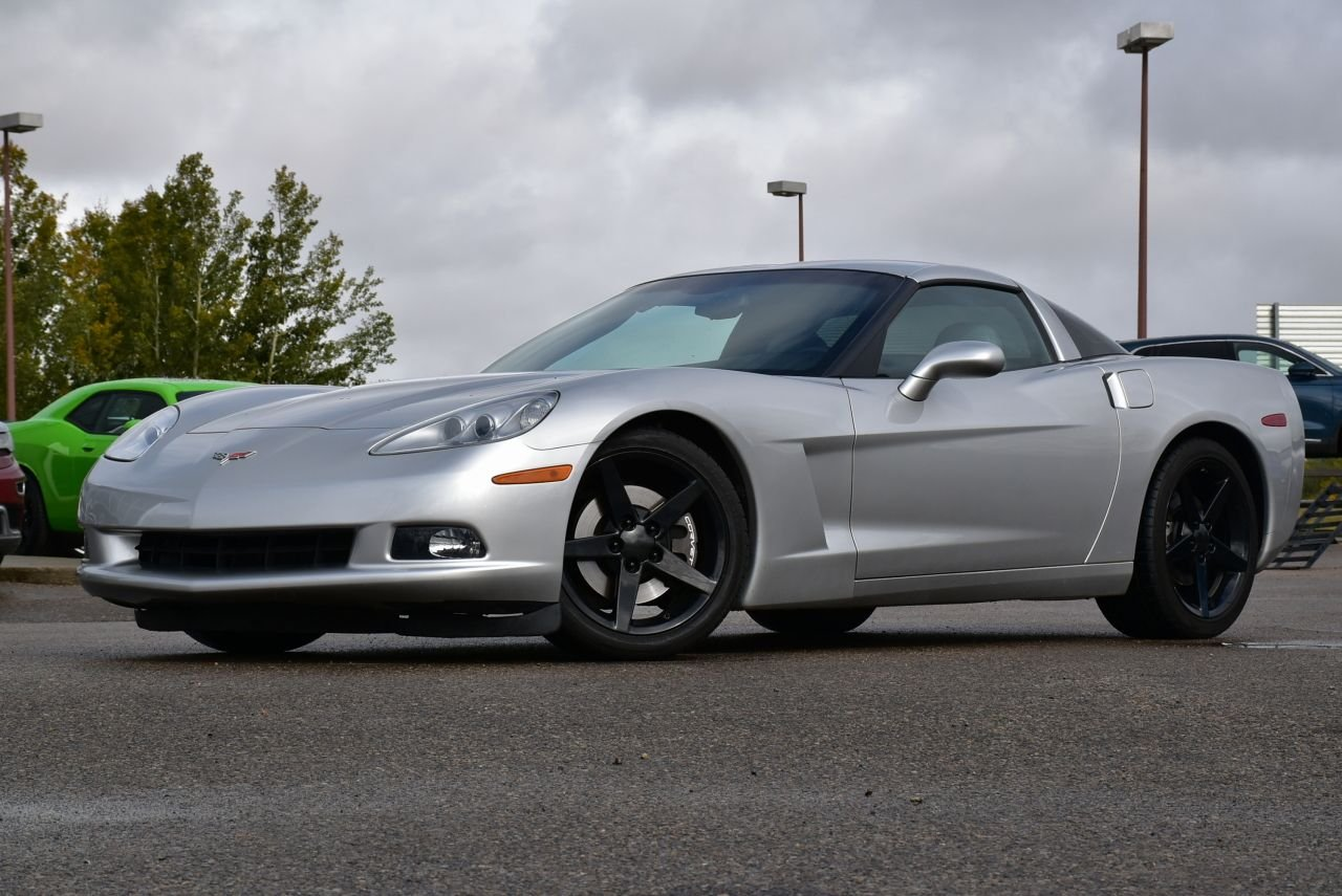 2005 chevrolet corvette targa top