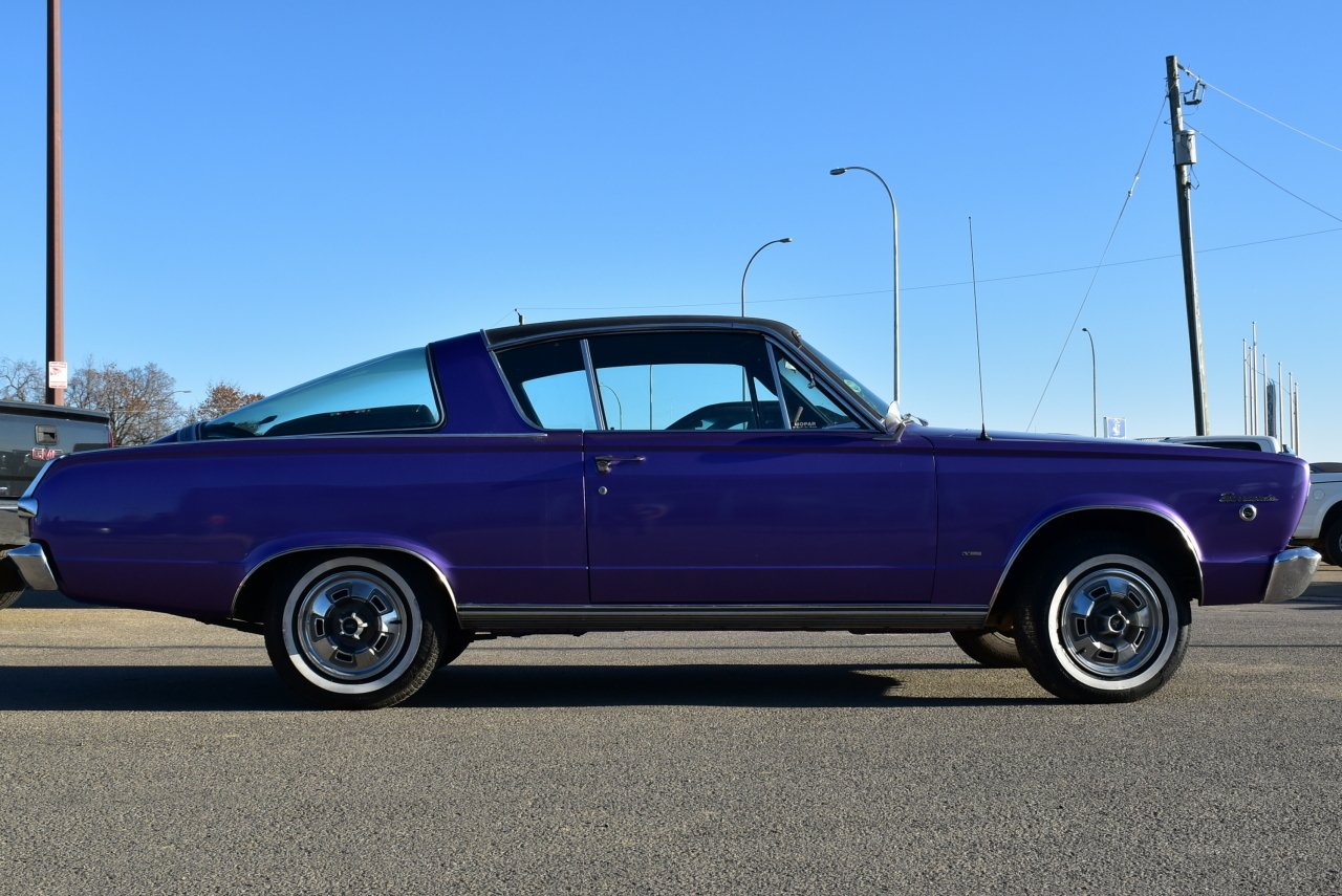 1966 Plymouth Barracuda Formula S for sale #4642 | Motorious