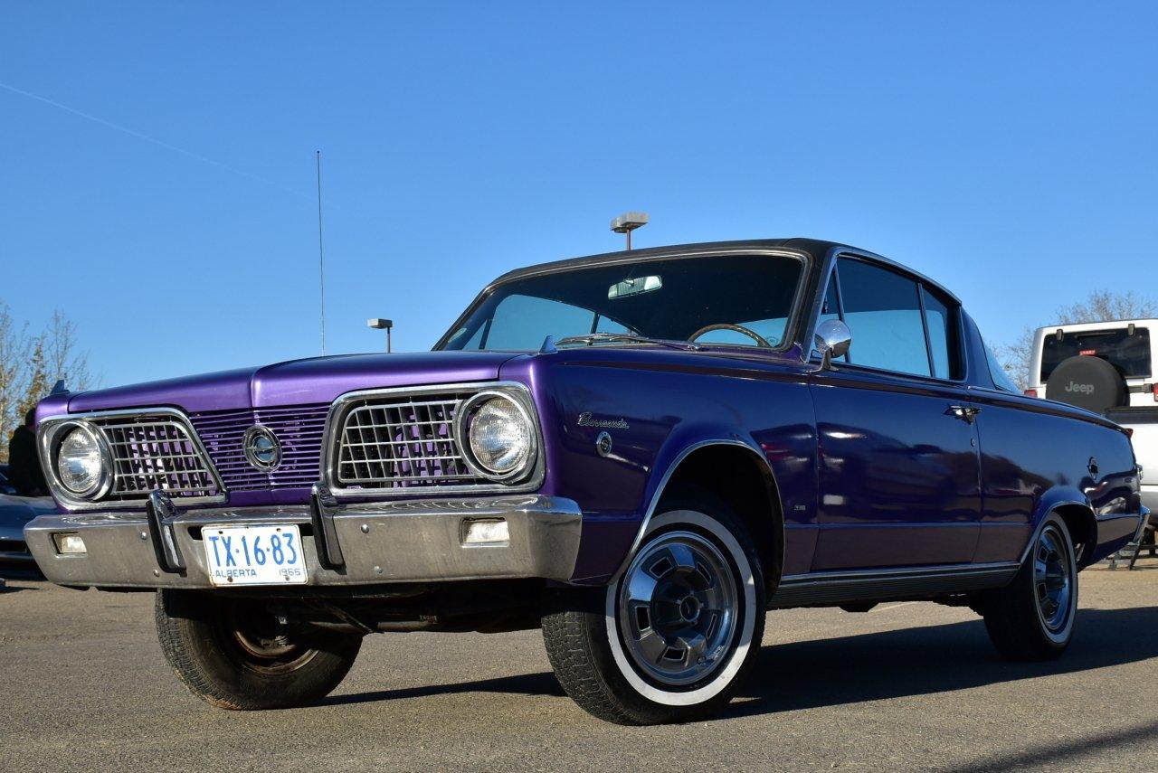 1966 Plymouth Barracuda | Adrenalin Motors