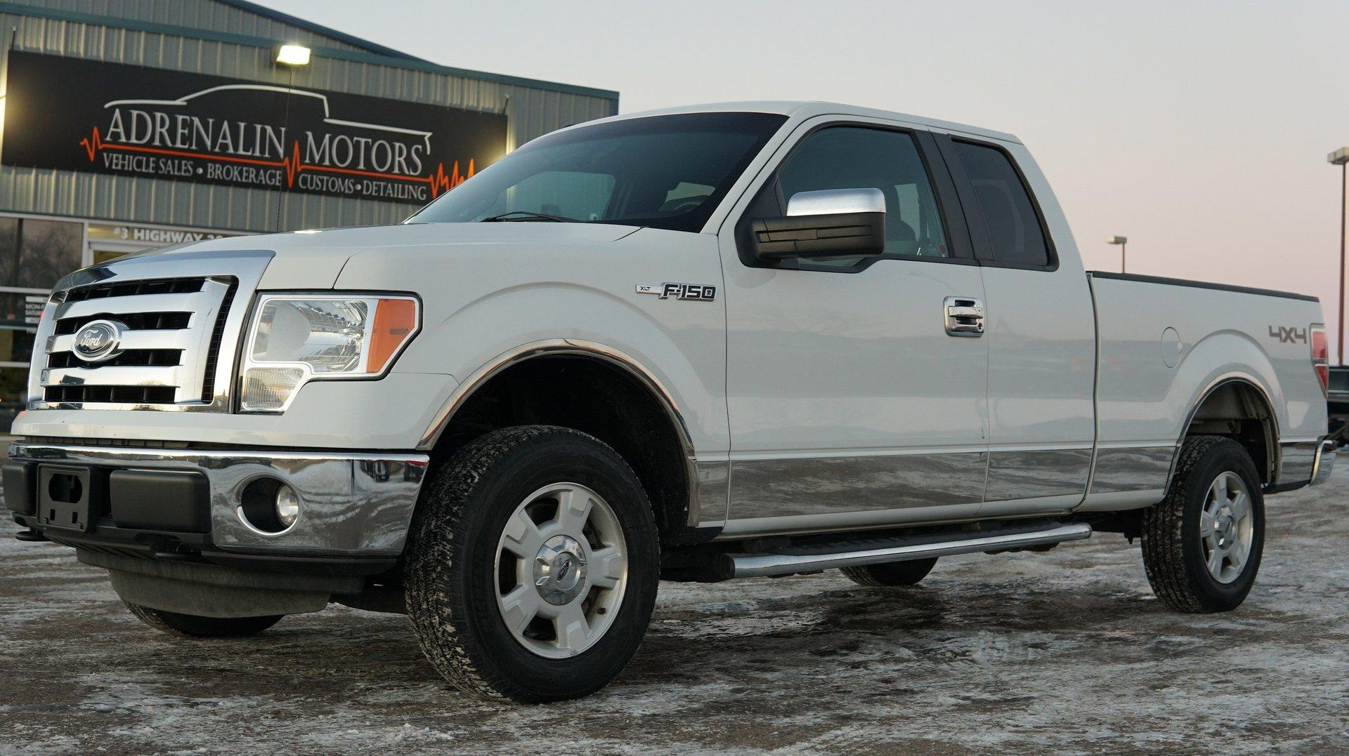 2012 ford f 150 xlt