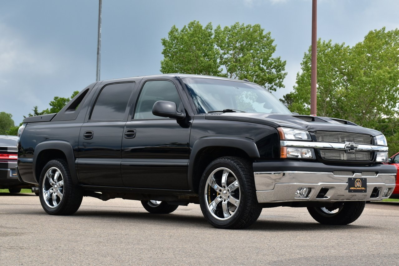 2005 Chevrolet Avalanche 1000+ HORSEPOWER CUSTOM LSI!! for sale