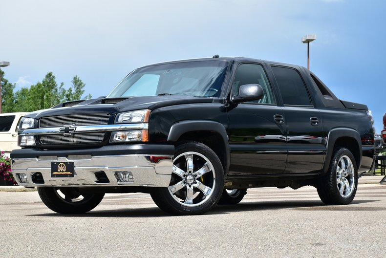 2005 Chevrolet Avalanche For Sale