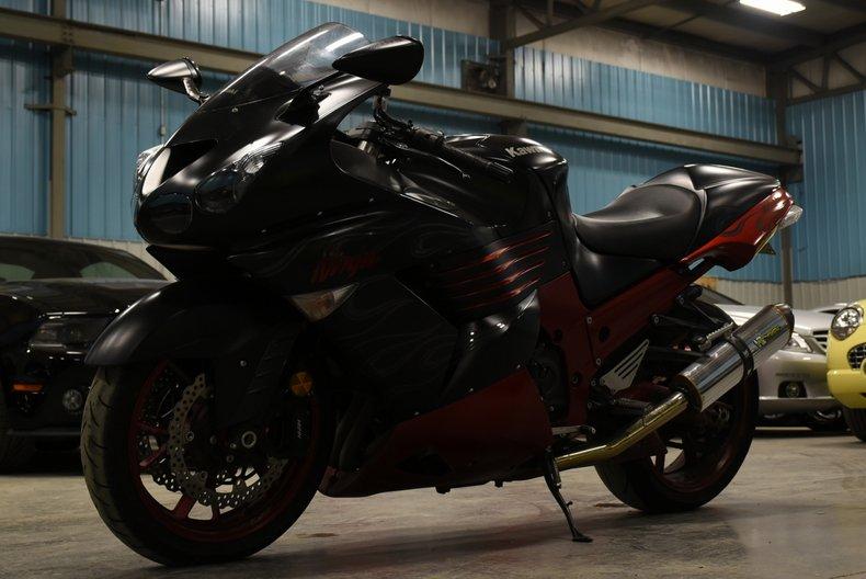 2008 Kawasaki Ninja ZX-14