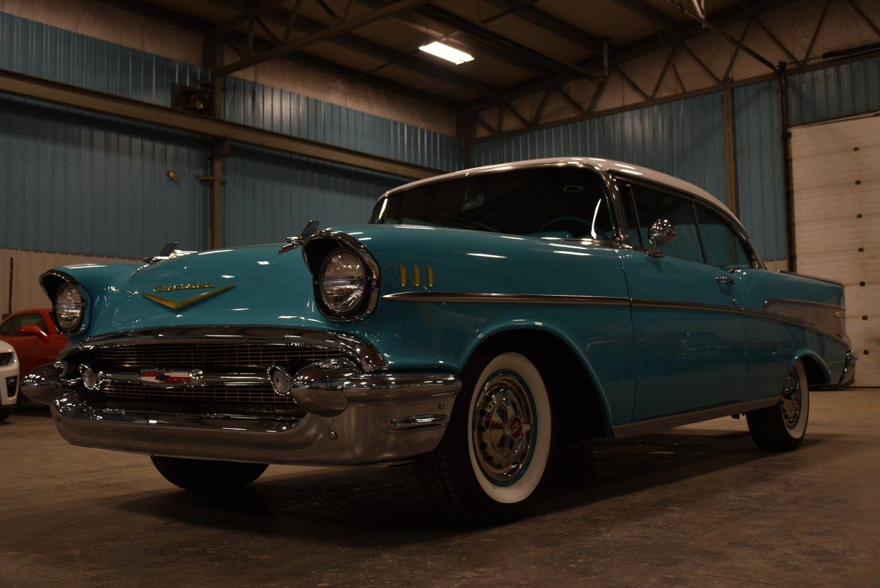 1957 chevrolet belair 210
