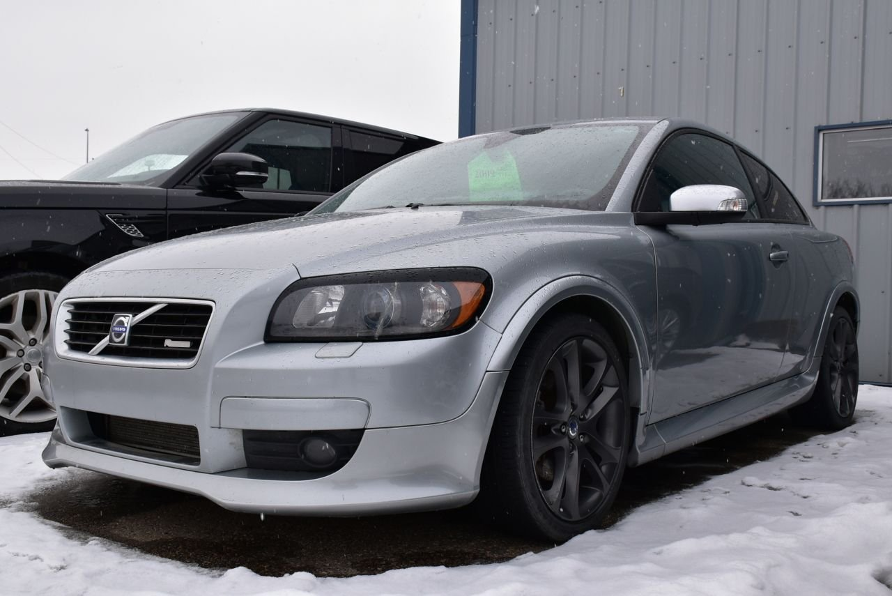 2009 volvo c30 t5 3 door hatchback