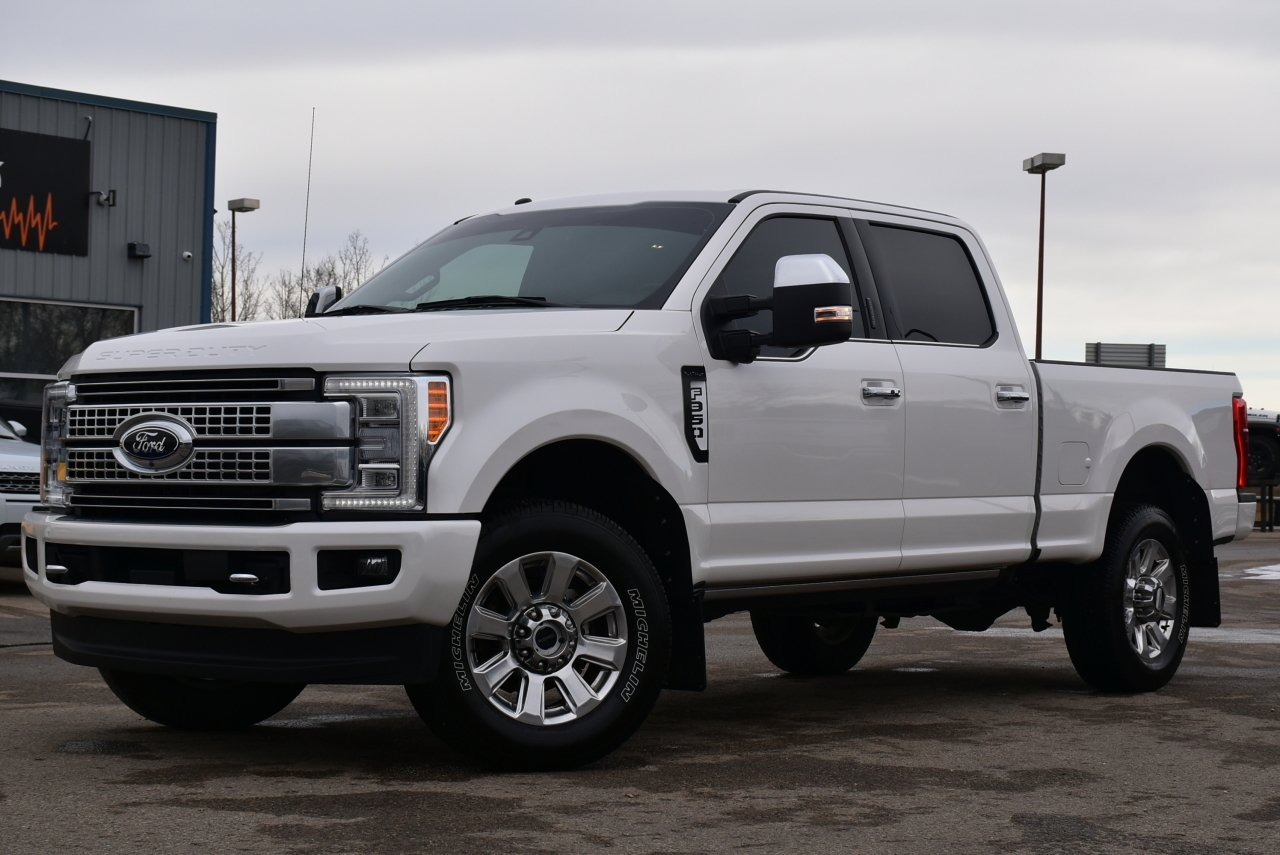 2017 ford f 350 platinum