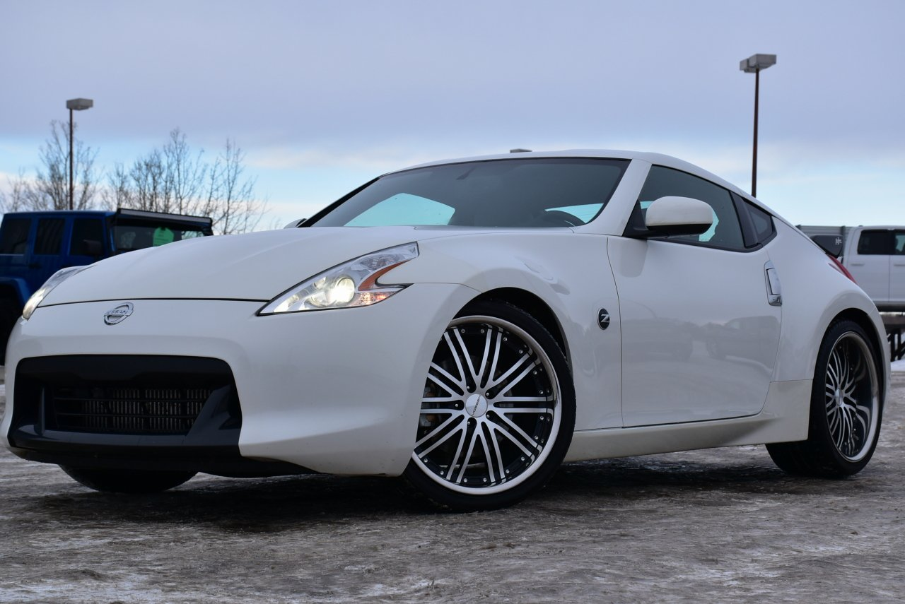 2009 nissan 370z supercharged touring