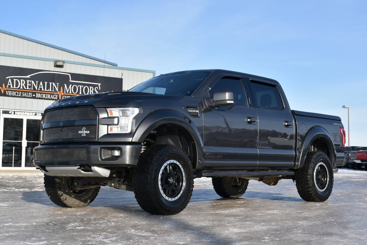 2015 ford f 150 tuscany shelby