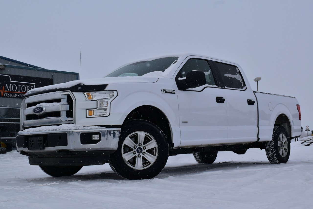 2015 ford f 150 supercrew w heavy duty payload pckge