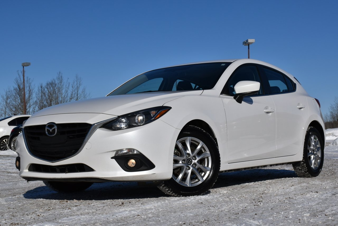 2014 Mazda Mazda3 | Adrenalin Motors2014 Mazda 3 Hatchback Black