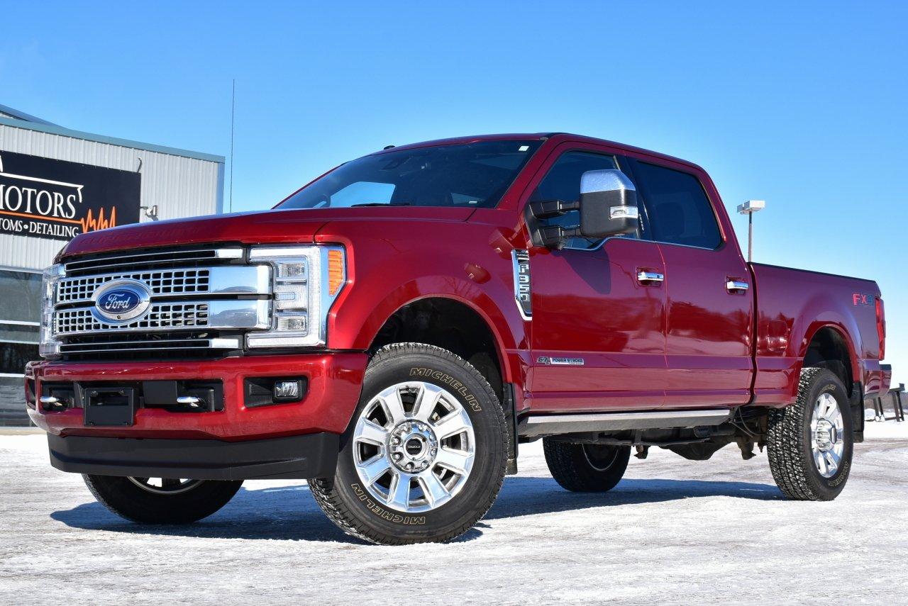 2017 ford super duty f 350 platinum
