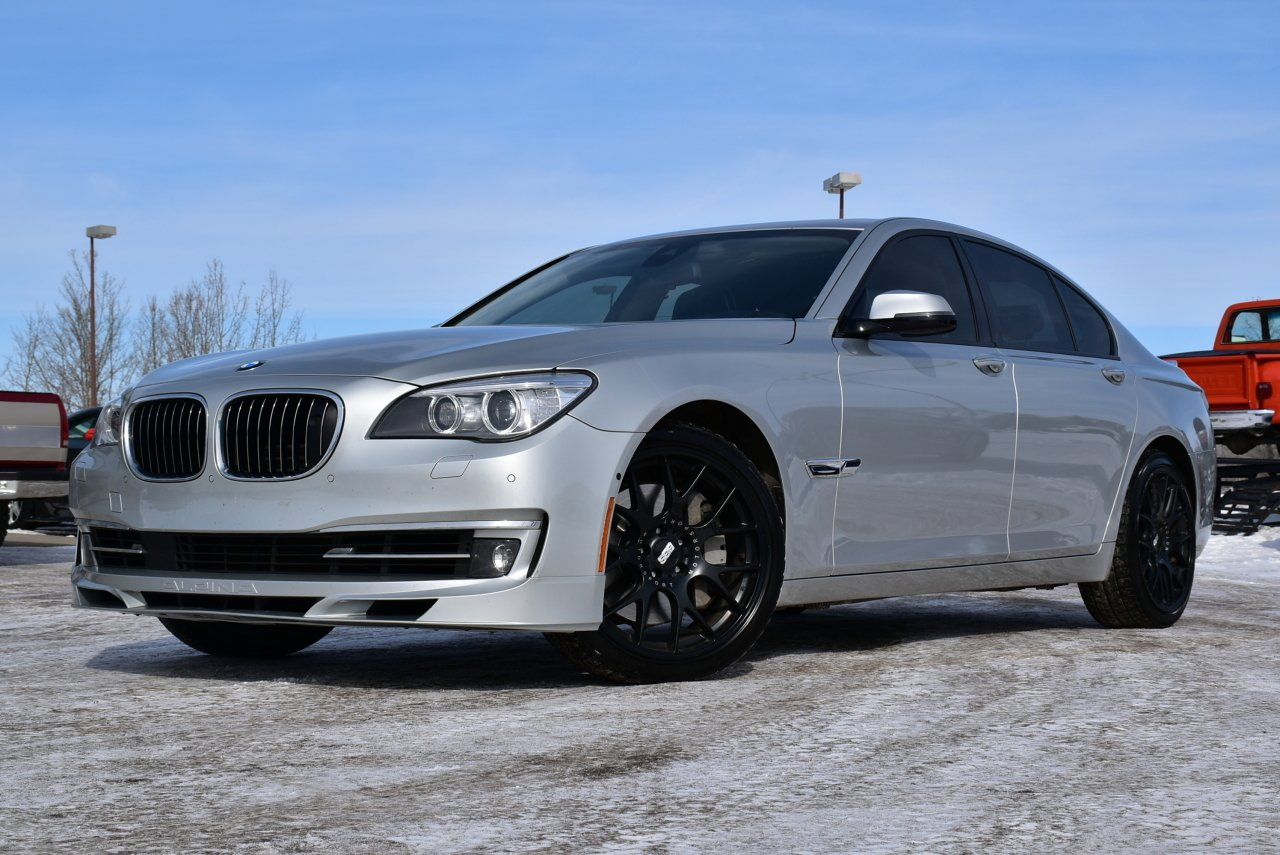 2013 bmw 7 series 4dr sdn 750i xdrive awd