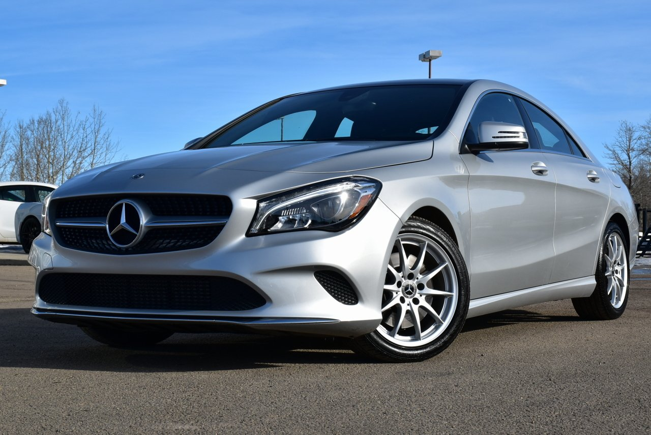 2018 mercedes benz cla 250 4matic