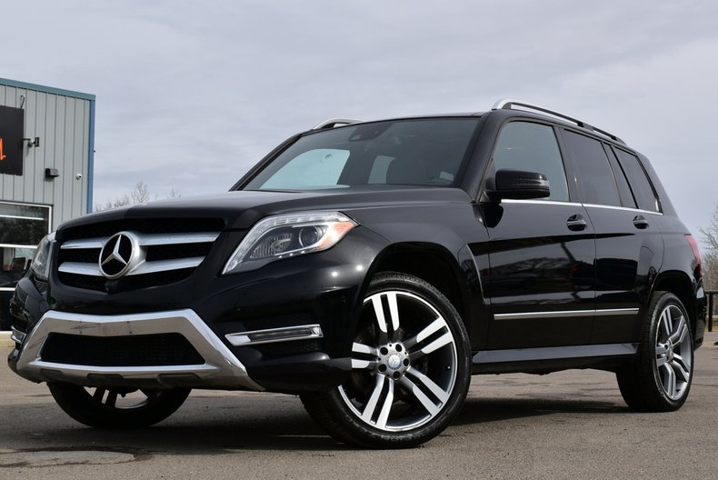 2014 Mercedes-Benz GLK 250 For Sale