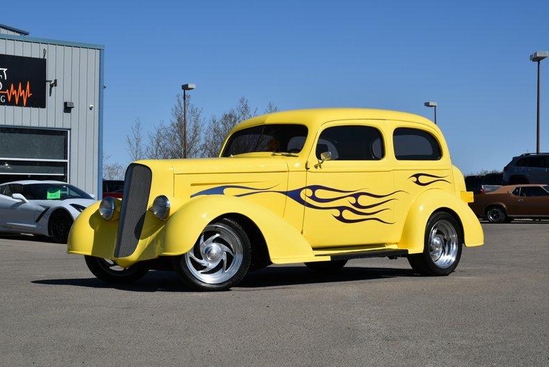 1936 Chevrolet 2 Door Roadster