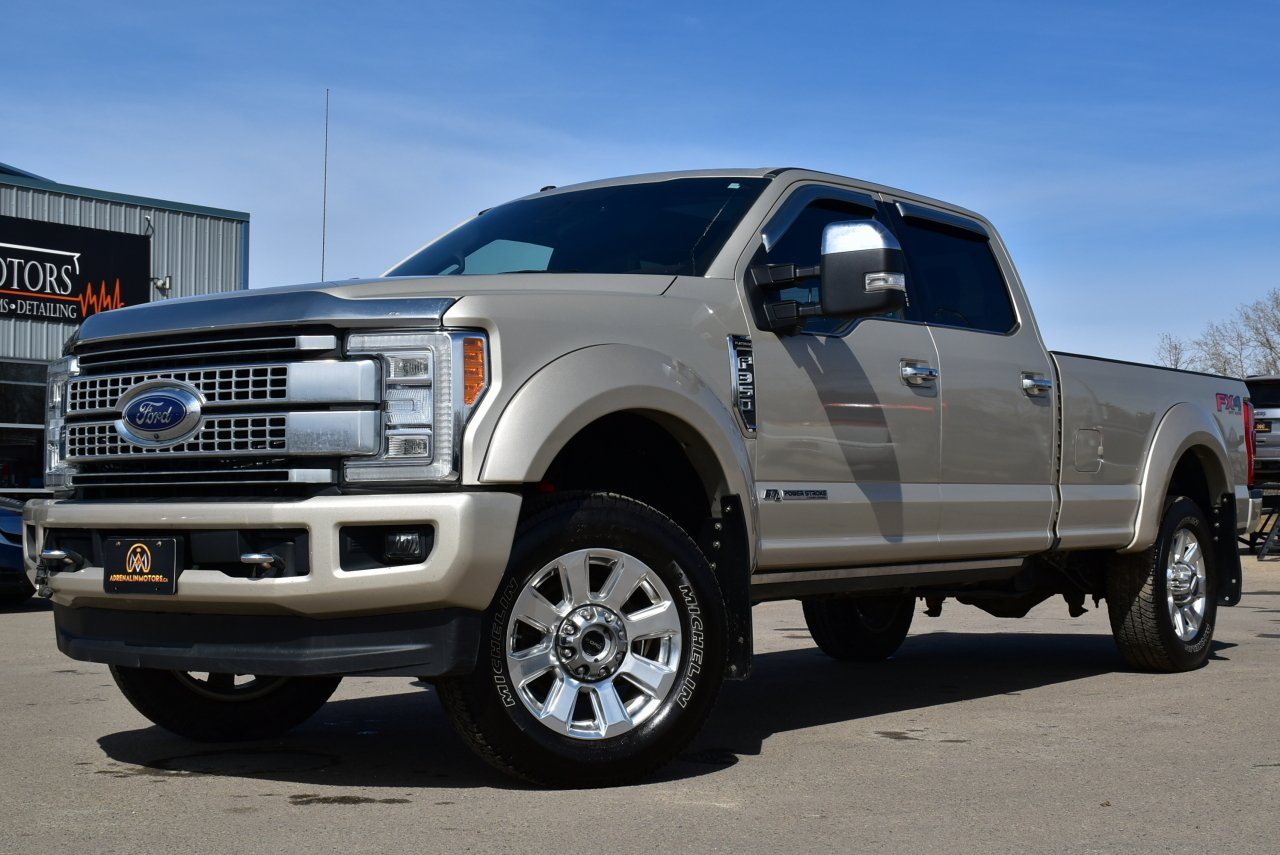 2017 ford super duty f 350 platinum