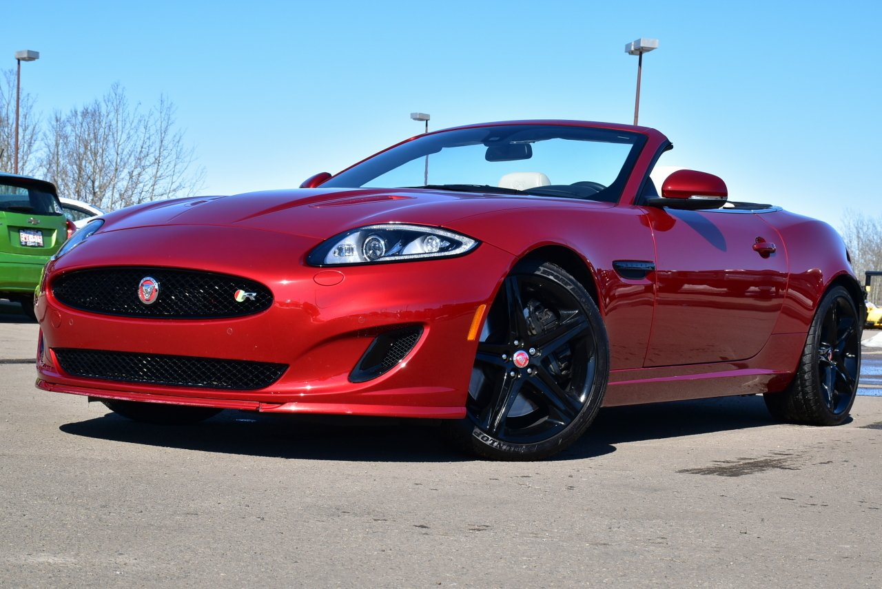 2015 jaguar xk r convertible