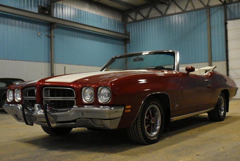 1972 Pontiac LeMans For Sale