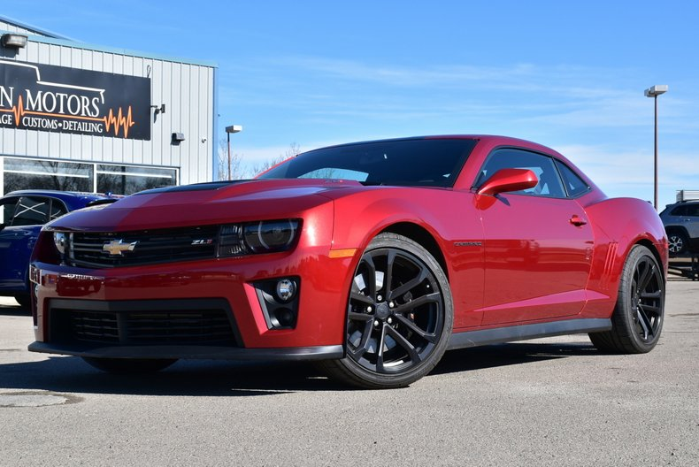 2015 Chevrolet Camaro For Sale