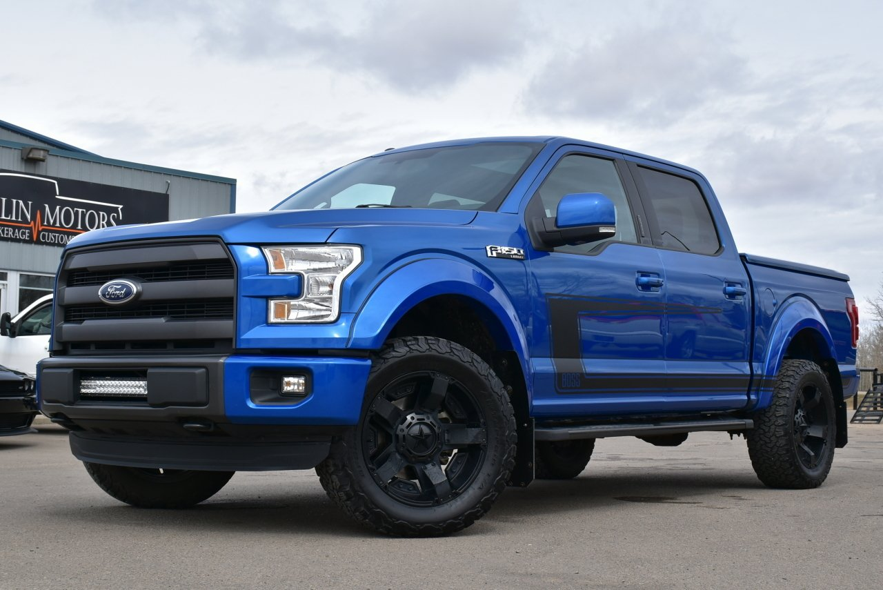 2015 ford f 150 boss edition