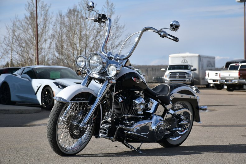 2007 Harley Davidson Softtail Custom Deluxe