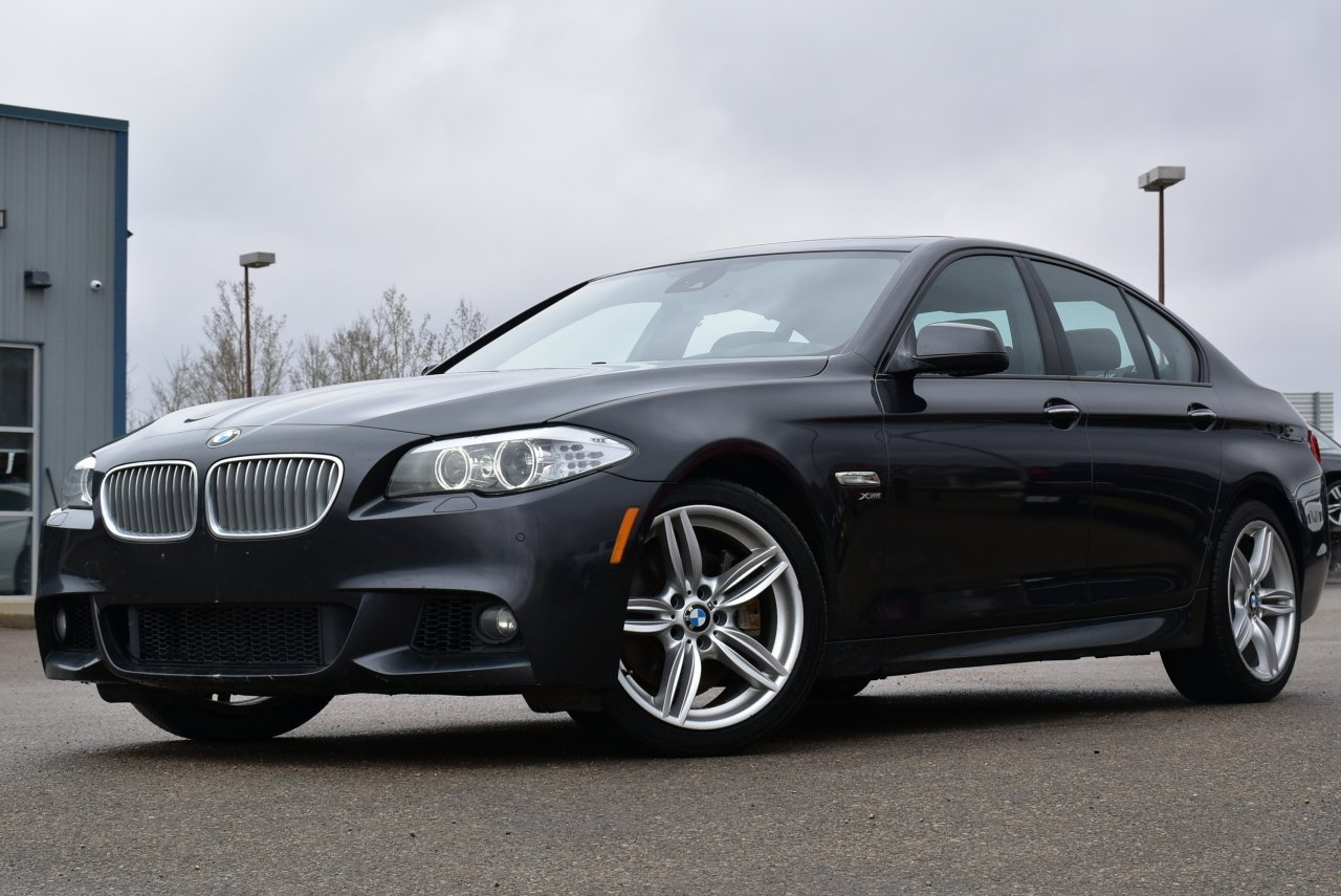 2011 bmw 5 series 550i xdrive twin turbo