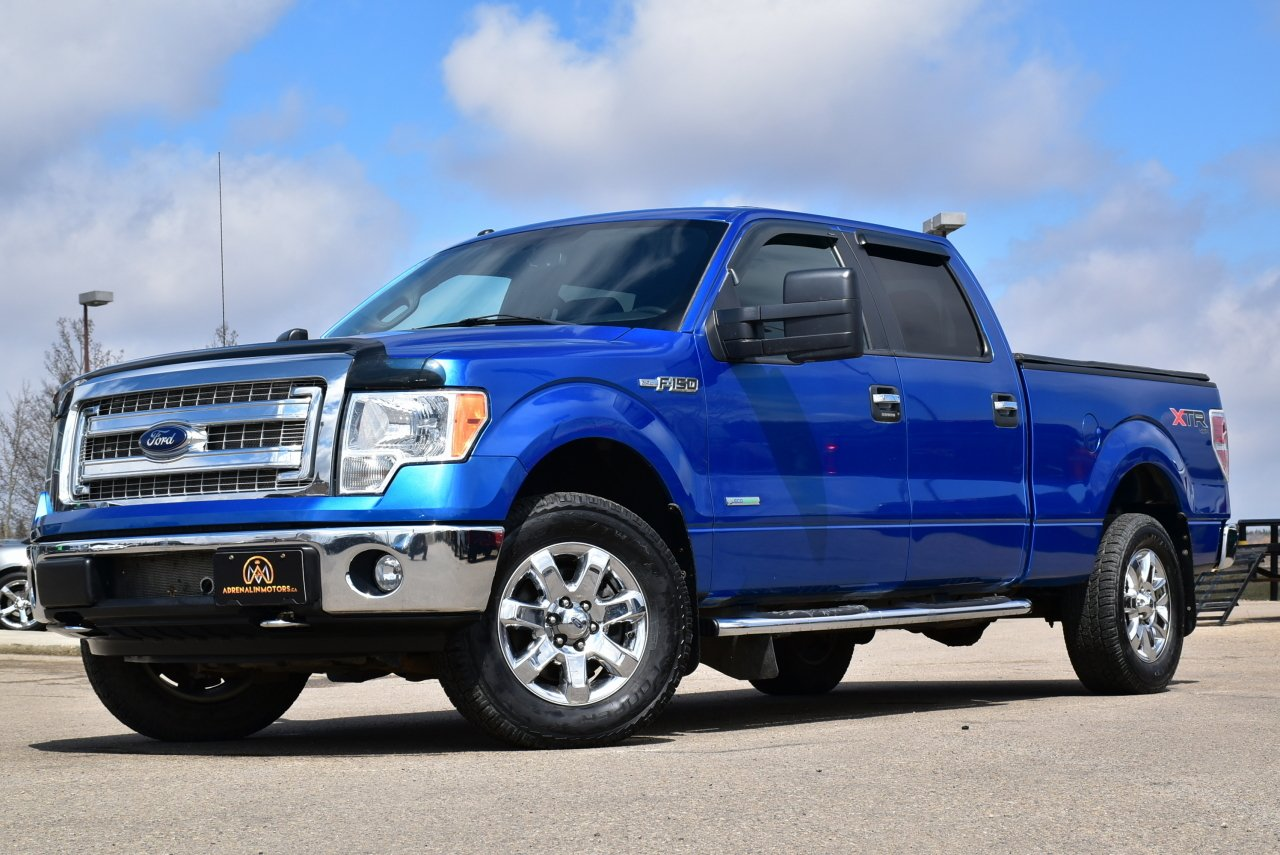 2013 ford f 150 supercrew xlt
