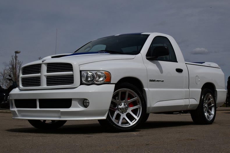 Dodge Ram Srt 10 For Sale >> 2005 Dodge Ram Srt 10 Reg Cab For Sale 121897 Mcg