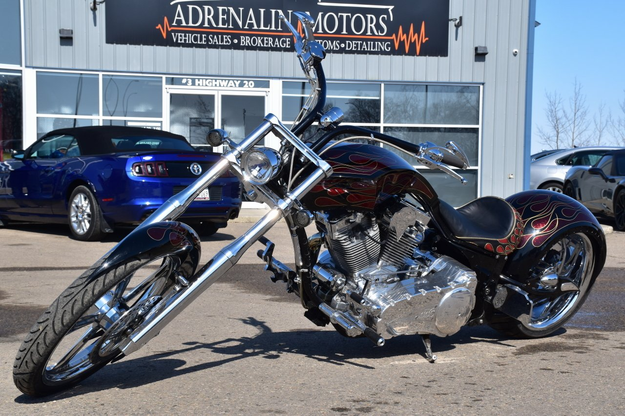 2008 big bear custom chopper
