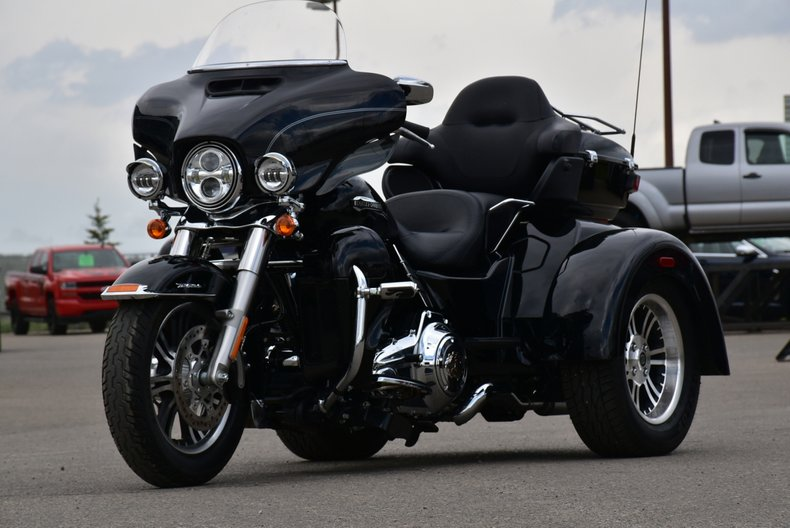 2014 Harley Davidson Tri Glide Ultra Classic