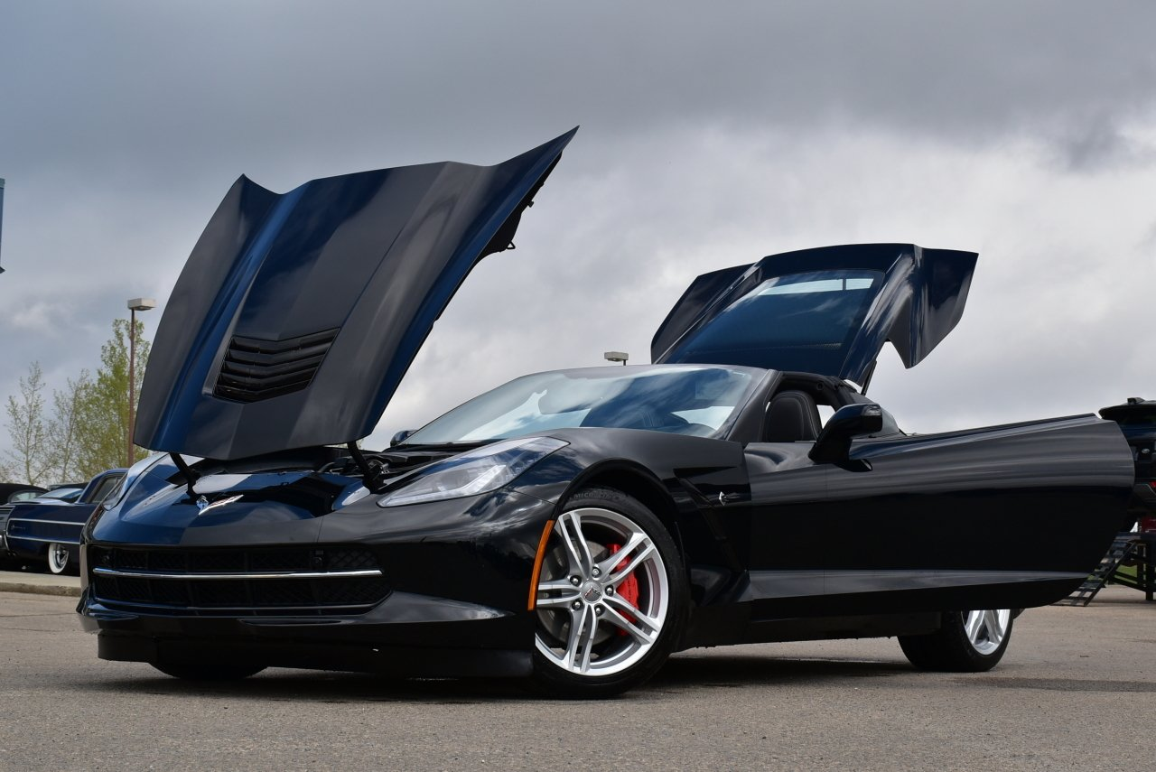 2016 chevrolet corvette stingray w 3lt