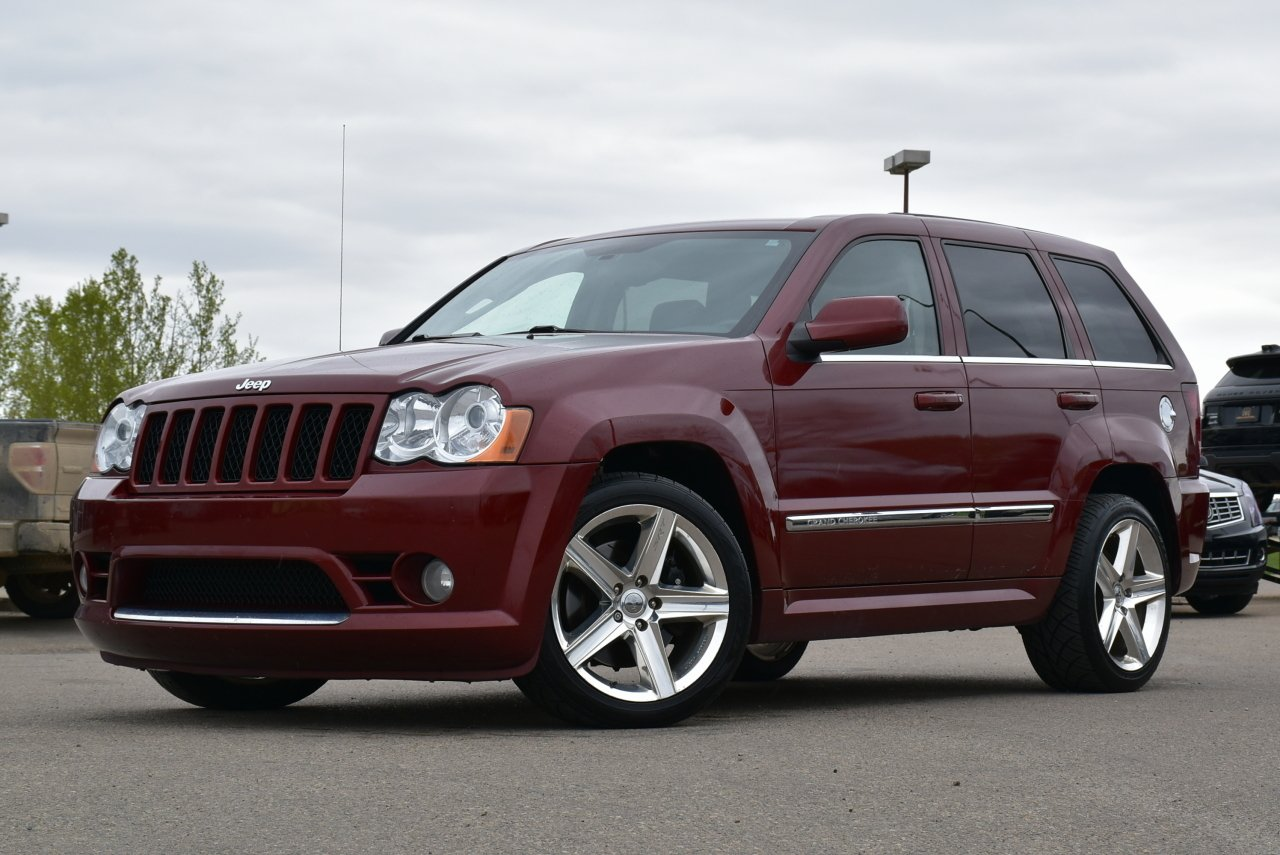 2008 jeep grand cherokee srt 8