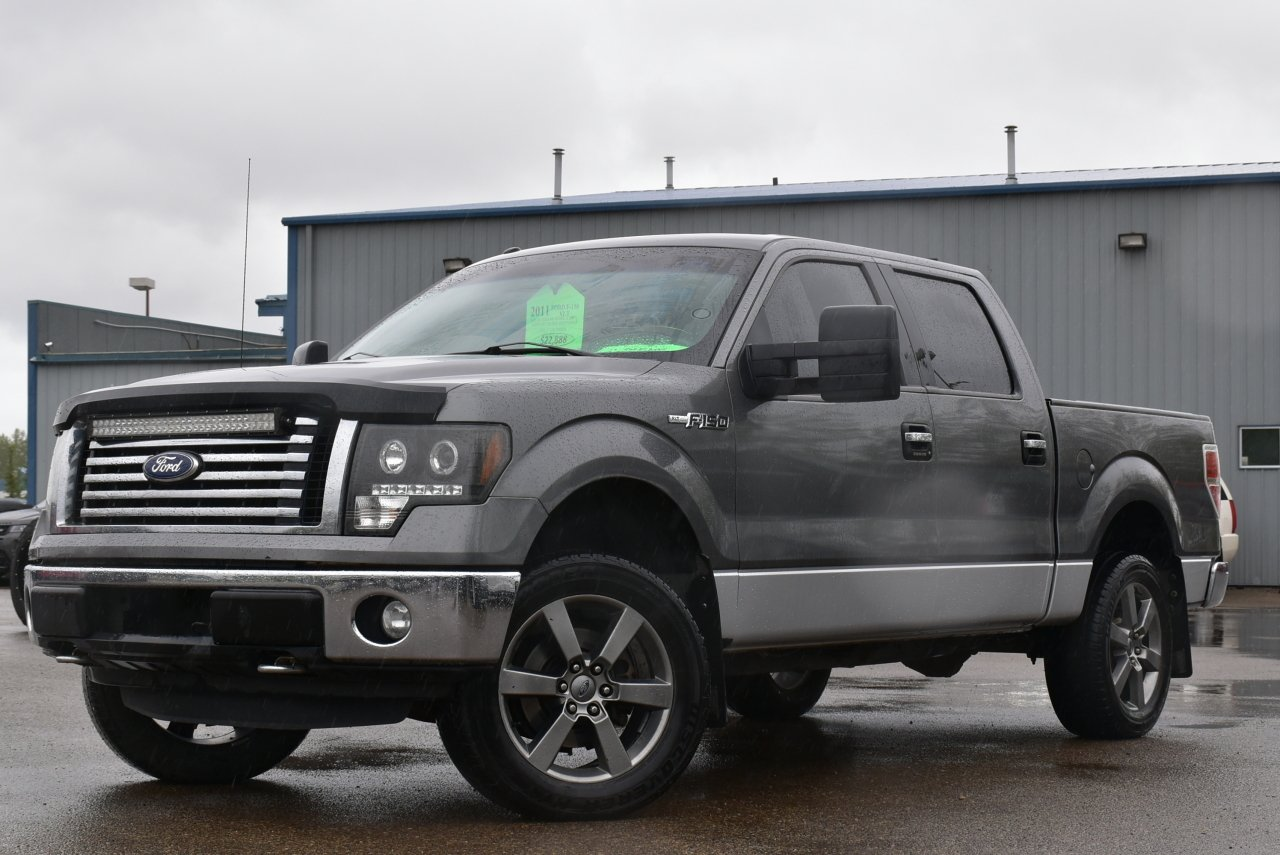 2011 ford f 150 supercrew xlt