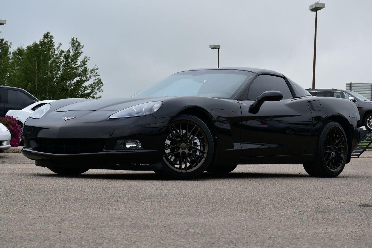 2008 chevrolet corvette targa top