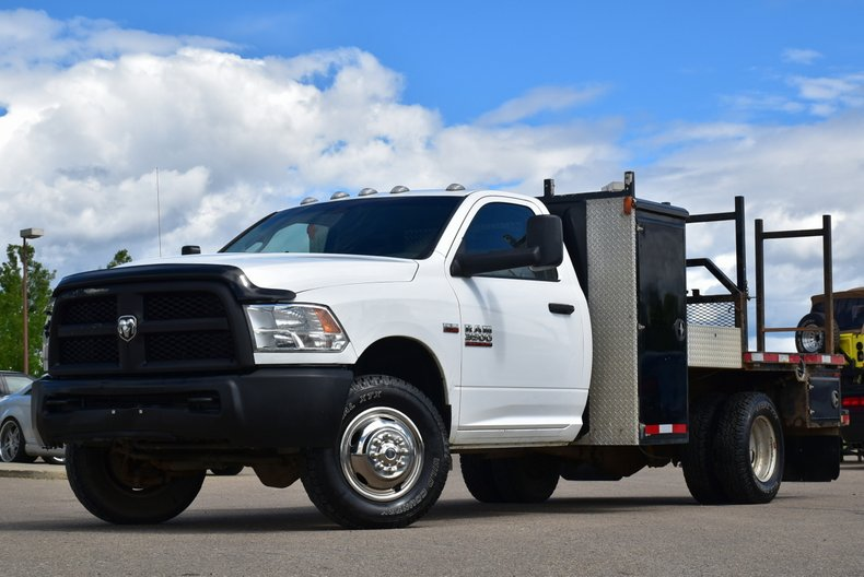 2013 Ram 3500 For Sale
