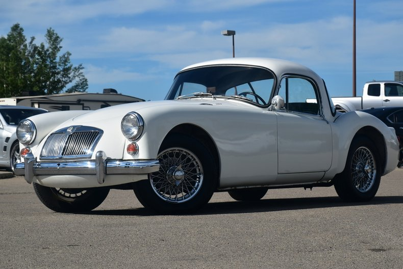 1960 MG MGA For Sale