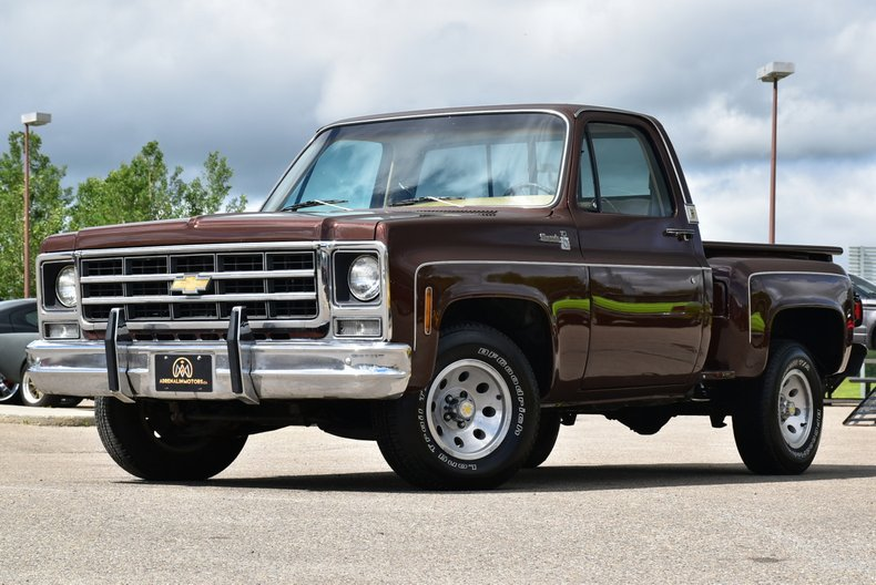 1979 Chevrolet C1500 For Sale
