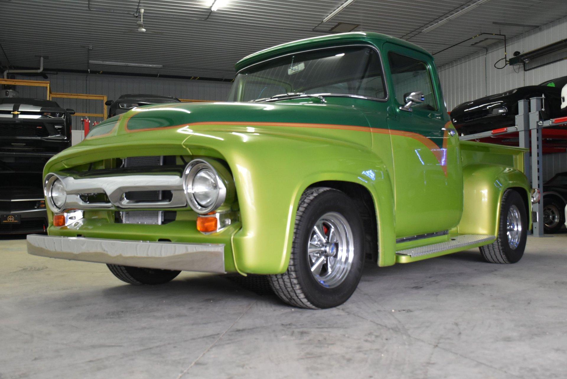 1956 ford f 100 custom
