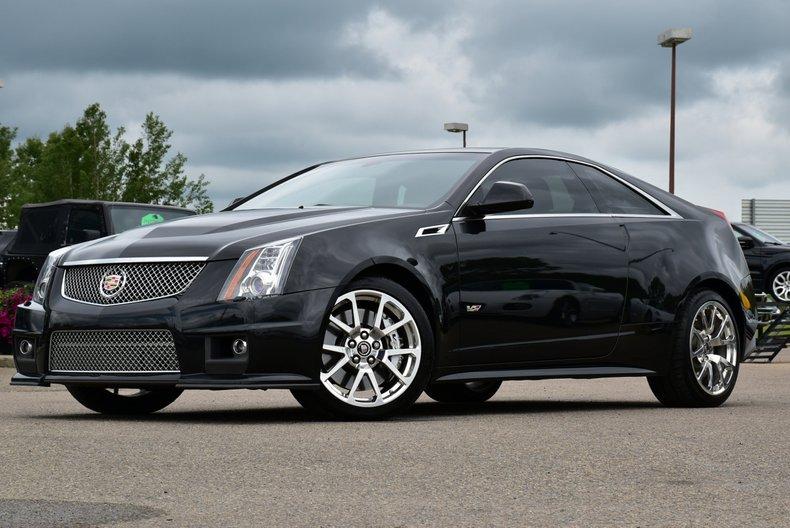 2012 Cadillac CTS-V 700HP CUSTOM