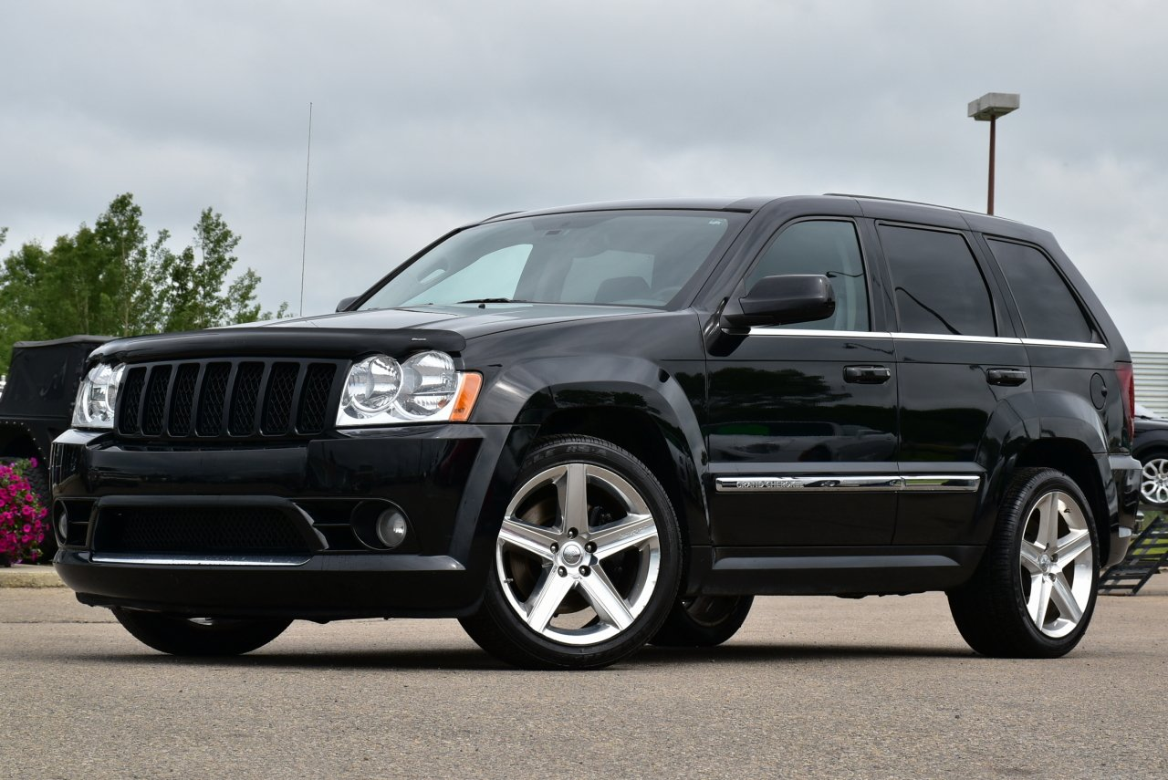 2007 jeep grand cherokee srt 8