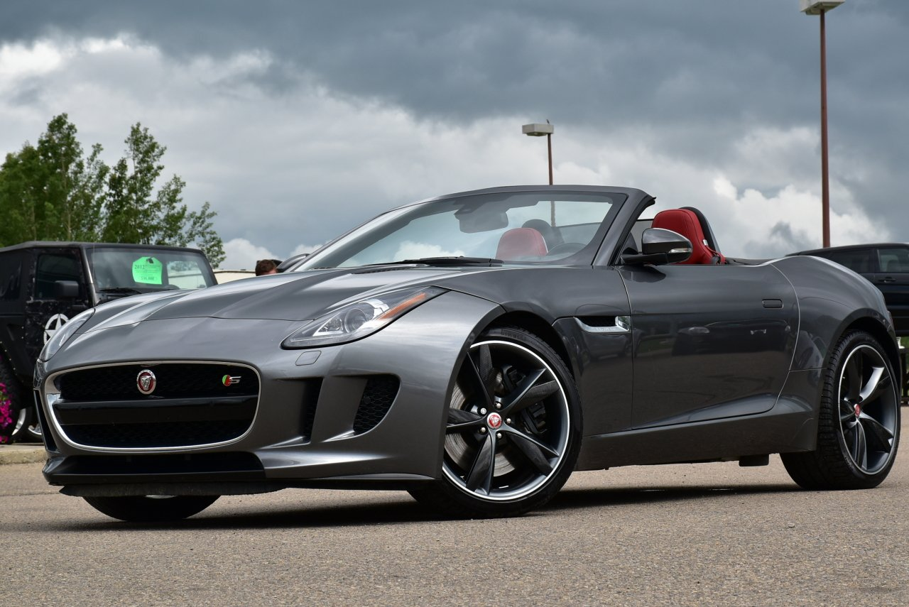 2016 jaguar f type s convertible
