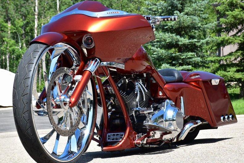 2014 Harley Davidson Award Winning Custom Bagger