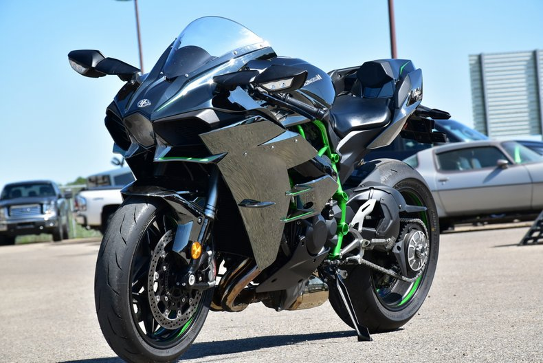 2015 Kawasaki H2 For Sale