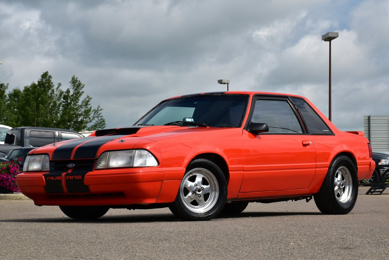 1979 ford mustang foxbody