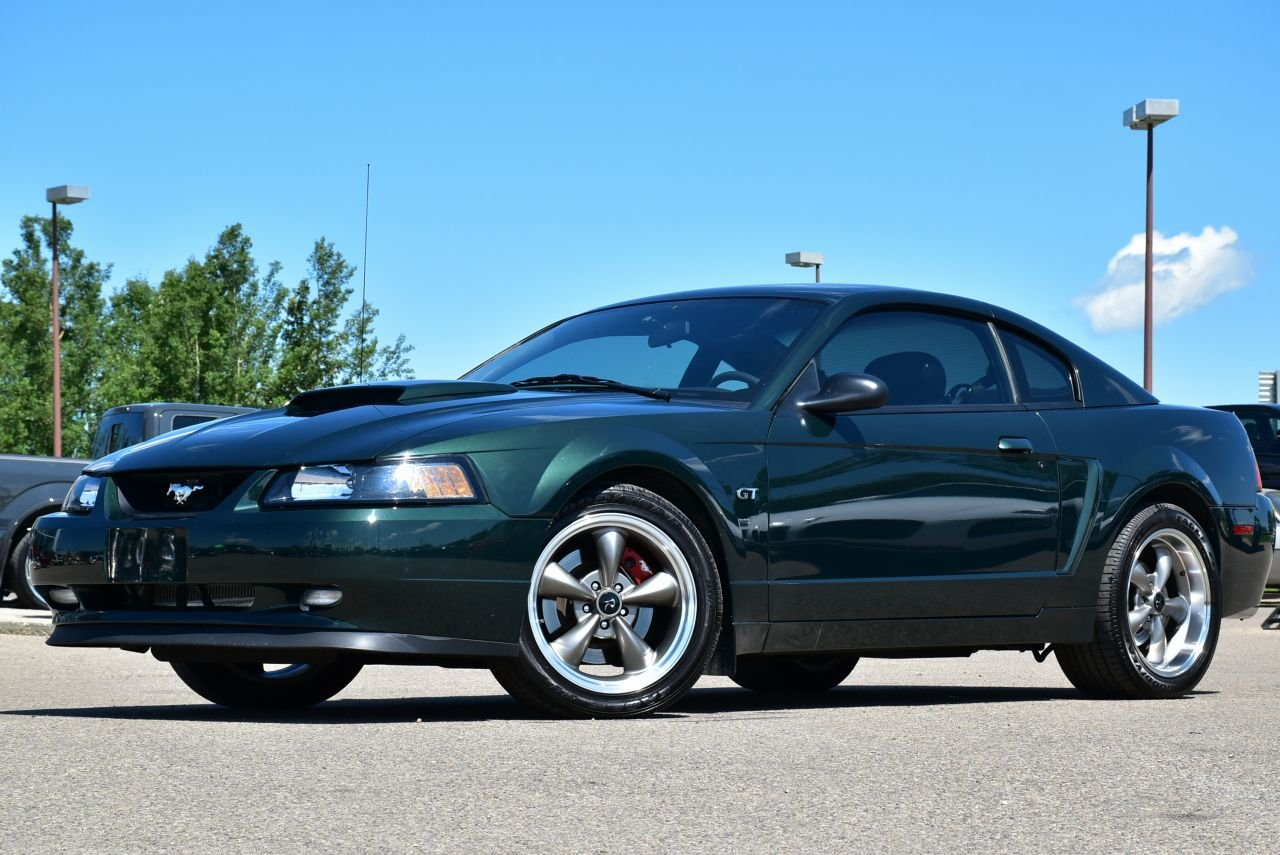 2001 ford mustang bullit supercharged 480hp