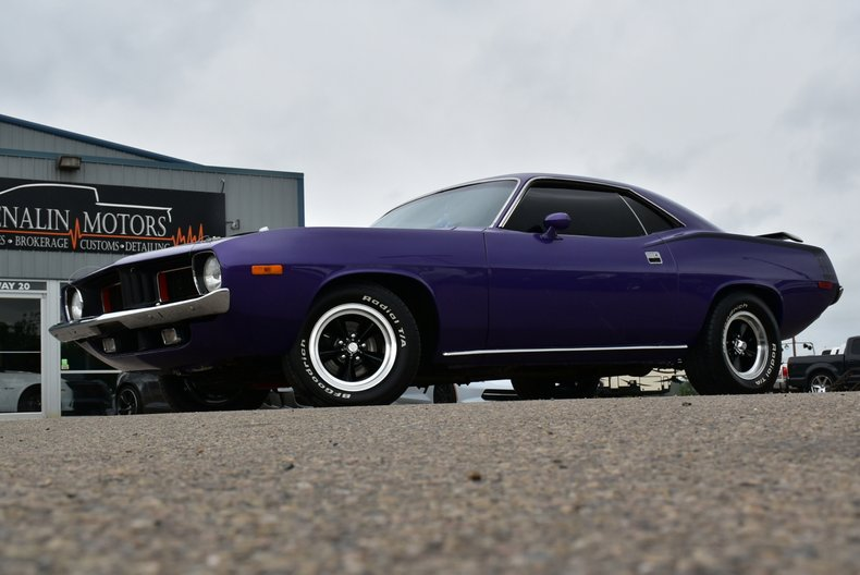 1973 Plymouth Barracuda 440cui V8 Six Pack for sale #171157