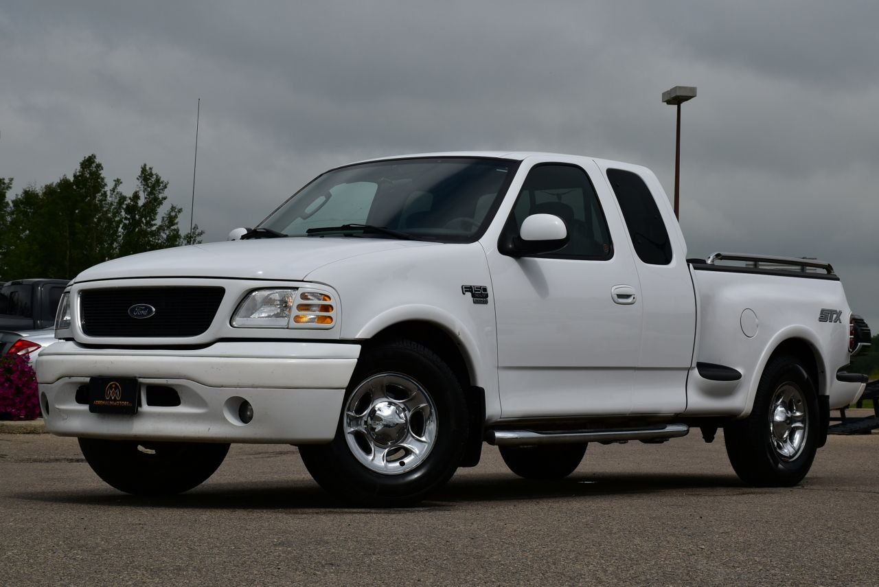 2003 ford f 150 step side