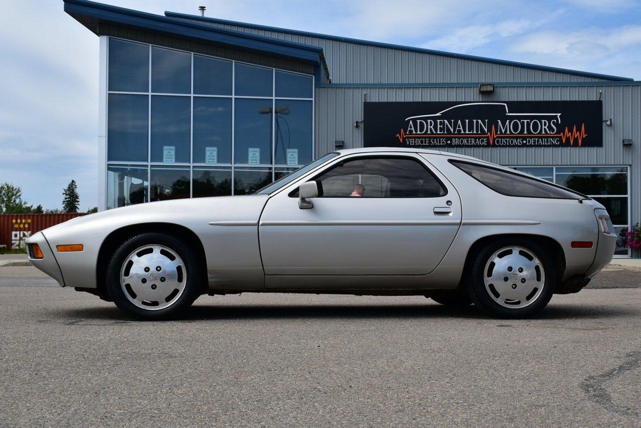 1982 porsche 928 coupe
